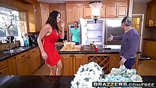 Brazzers - mom got milk cans - also sexy to handle ...