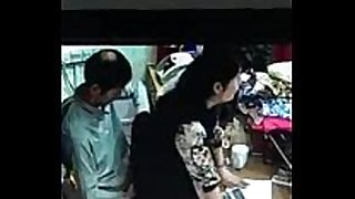 Desi salesgirl screwed at shop cctv footage