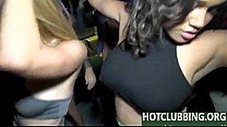 Orgy in the club with hawt angels - inthevip movie