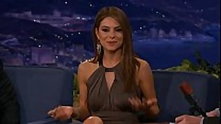 Maria menounos screwed hard after interview fantasy