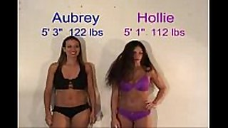Hollie vs aubrey