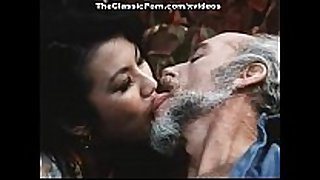 Old man fucks younng retro hotwife