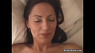 First timer michelle does anal likewise