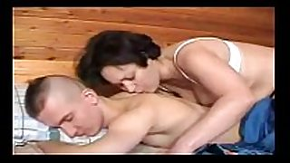 Russian mommy and son - family seductions 02